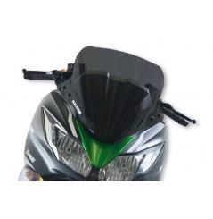 Bulle Scooter Malossi Sport Fumée pour Kawasaki J125 (16-17) J300 (14-17)