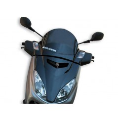 Bulle Sport Fumée Scooter Malossi pour Mbk Skycruiser 125