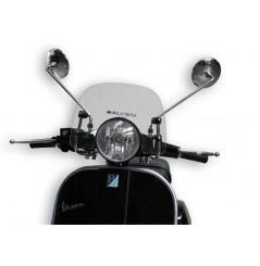 Bulle Scooter Malossi Sport Claire pour LML Star 125 (13-17) Star 150 (09-16)