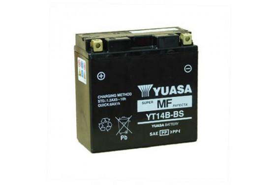 Batterie Yuasa YT14B-BS (YT14B-4)
