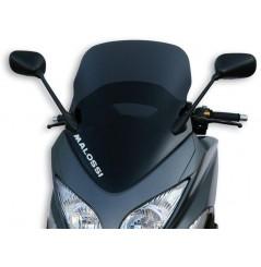 Bulle Scooter Malossi Intermédiaire Fumée pour Yamaha T-Max 500 (08-11)
