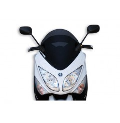 Bulle Scooter Malossi MHR Fumée pour Yamaha T-Max 500 (08-11)