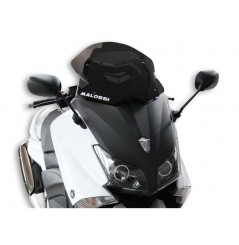 Bulle Sport Fumée Scooter Malossi pour Yamaha T-Max 530 12-15