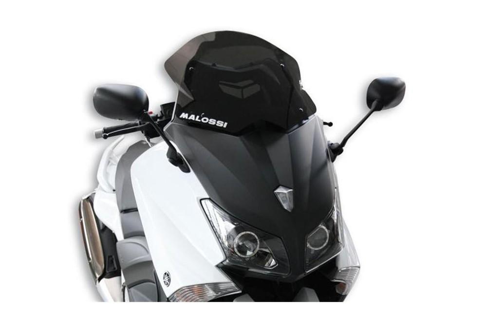bulle sport fum e scooter malossi pour yamaha t max 530 12 16 street moto piece. Black Bedroom Furniture Sets. Home Design Ideas