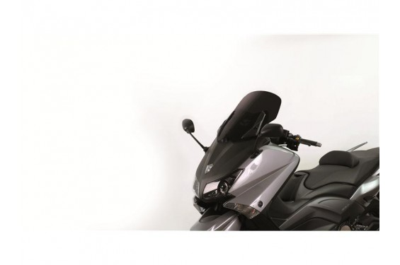 bulle sport noire scooter mra pour yamaha t max 530 12 16 street moto piece. Black Bedroom Furniture Sets. Home Design Ideas
