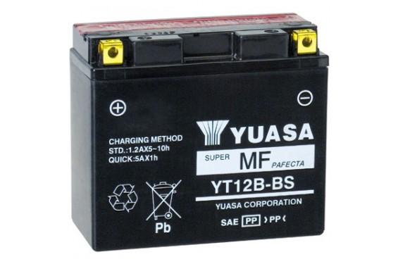 Batterie Yuasa YT12B-BS (YT12B-4)