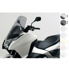 Bulle Touring Claire Scooter MRA pour Honda NC Integra 700 - 750 12-15