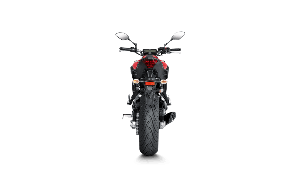 ligne carbone akrapovic pour mt07 14 18 tracer 700 16 18 xsr700 16 18 street moto piece. Black Bedroom Furniture Sets. Home Design Ideas