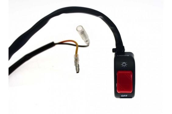 Interrupteur Lumière Moto On / Off
