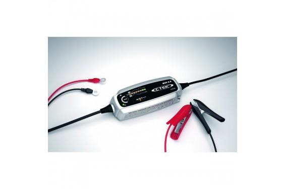 Chargeur de batterie moto CTEK MXS 5.0