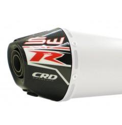 Capuchon de Silencieux SWR Scooter pour CRD Street Wave Racing