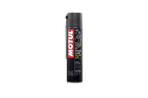 CHAIN LUBE FACTORY LINE MC Care C4 Motul Graisse Chaîne Moto