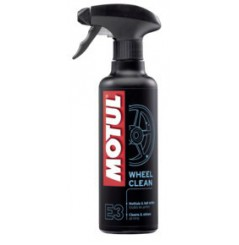Nettoyant jante Moto Motul WHEEL CLEAN MC Care E3