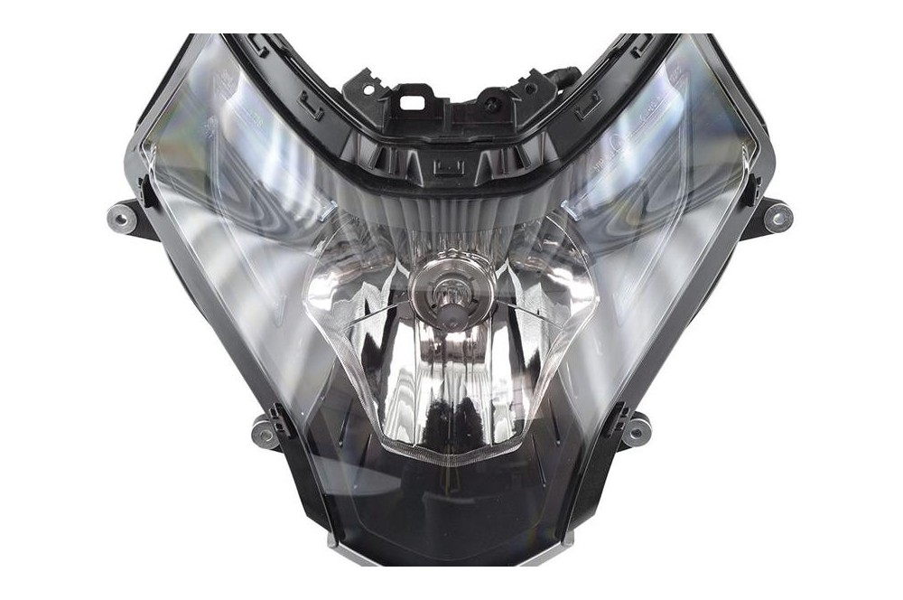 optique avant type origine moto pour honda cbr600f 11 13 street moto piece. Black Bedroom Furniture Sets. Home Design Ideas
