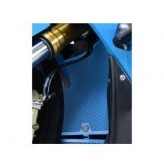Protection de Radiateur Bleu R&G pour BMW S1000R (14-16)
