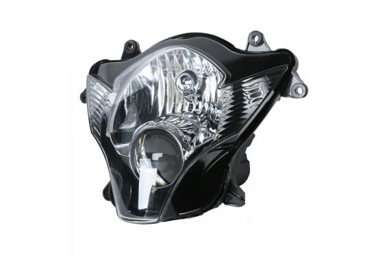 optique avant type origine moto pour suzuki gsxr 600 750 06 07 street moto piece. Black Bedroom Furniture Sets. Home Design Ideas