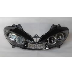 Optique Avant Type Origine Moto pour Yamaha YZF R6 03-05