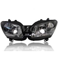 Optique Avant Type Origine Moto pour Yamaha YZF R1 02-03
