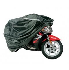 Housse Moto MAD Rain pour Moto Type routière et Maxiscooters (XL)