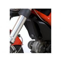 Protection de Radiateur d'Huile R&G pour Ducati 796 (10-15)