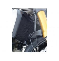 Protection de Radiateur Noire R&G pour Ducati Monster 821 (14-18)