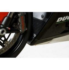 Protection de Radiateur R&G pour Ducati 848 (08-14)