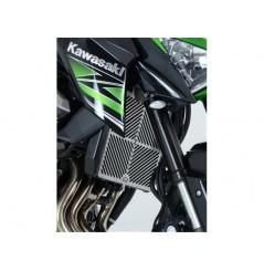 Protection de Radiateur Inox R&G pour Z750, Z800, Z1000 et SX, Versys 1000