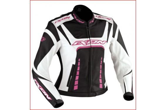 Veste moto ixon pour femme