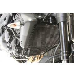Protection de Radiateur d'Huile et d'Eau R&G pour Speed Triple 1050 06-09