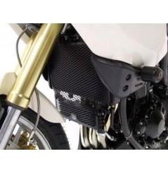 Protection de Radiateur d'Eau et d'Huile R&G pour Tiger 1050 (07-10) Tiger 1050 Sport (13-16)