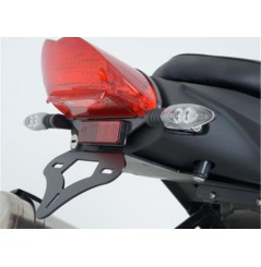 Support De Plaque Noir R&G BMW F800GT 13-14