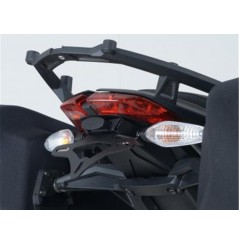 Support De Plaque Noir R&G Ducati Hyperstrada 820 13-15