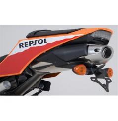 Support De Plaque Moto R&G pour CBR600RR (13-16)