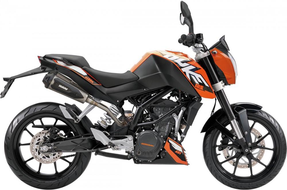 chappement moto yasuni sportbike double sortie pour ktm. Black Bedroom Furniture Sets. Home Design Ideas