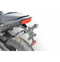 Support de plaque Top Block pour Honda CB650F (14-18)