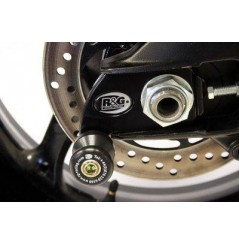 Pions / Diabolo de levage racing R&G pour GSX-S 1000 et F