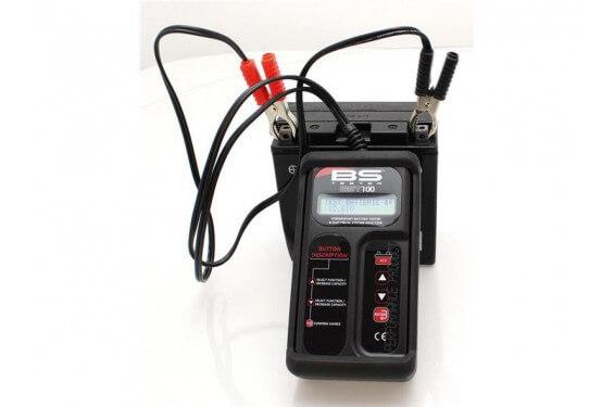 Testeur de batterie et  de circuit de charge moto BS BST100