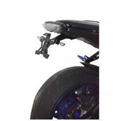 Support de plaque Top Block pour Yamaha MT09 (14-16)