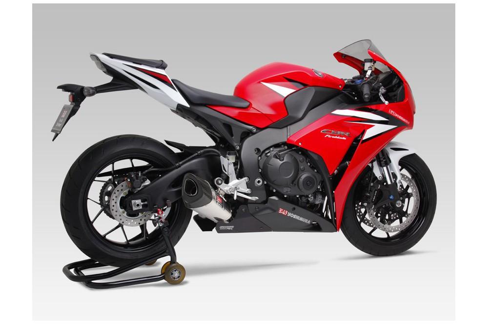 ligne compl te yoshimura r11 pour honda cbr1000rr 09 16 street moto piece. Black Bedroom Furniture Sets. Home Design Ideas