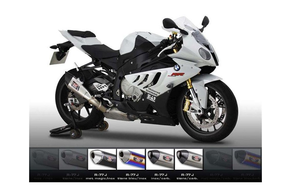 silencieux moto yoshimura r11 pour bmw s1000rr 09 14 street moto piece. Black Bedroom Furniture Sets. Home Design Ideas