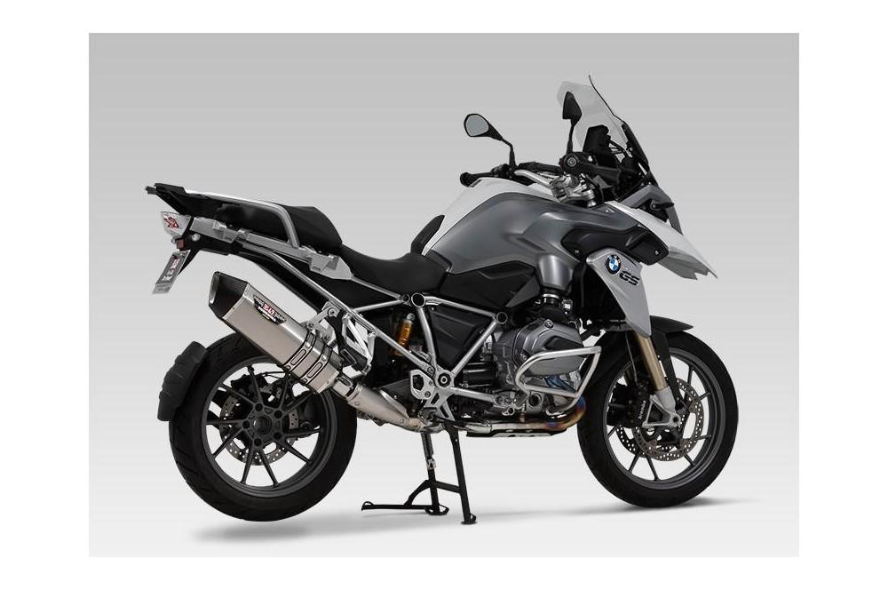 silencieux moto yoshimura heptaforce pour bmw r1200gs 13 16 street moto piece. Black Bedroom Furniture Sets. Home Design Ideas