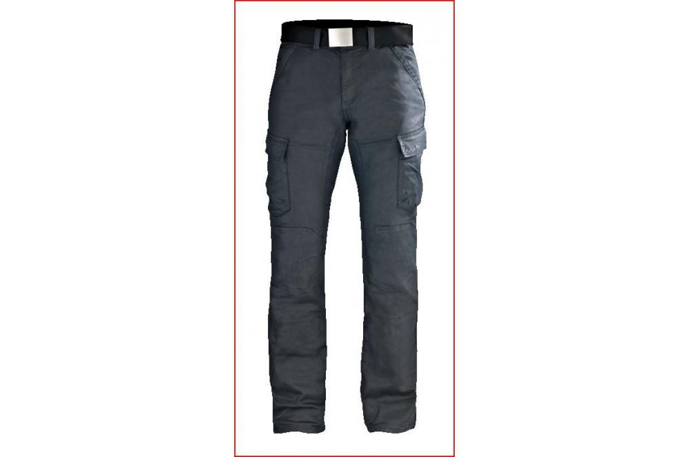 pantalon jeans ixon owen noir street moto piece. Black Bedroom Furniture Sets. Home Design Ideas