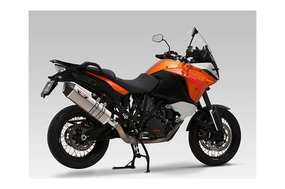 silencieux moto yoshimura heptaforce pour ktm 1190 adventure 13 16 street moto piece. Black Bedroom Furniture Sets. Home Design Ideas