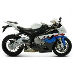 Silencieux moto Termignoni Relevance Inox pour BMW S 1000 RR 10-14