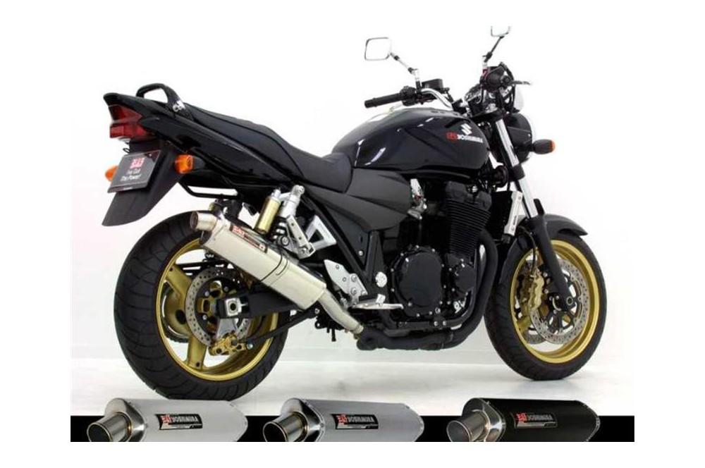 silencieux moto yoshimura tri oval pour gsx1400 05 08 street moto piece. Black Bedroom Furniture Sets. Home Design Ideas