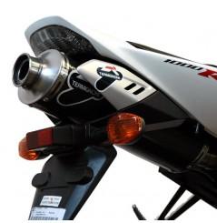 Silencieux moto Termignoni Ovale pour Honda CBR1000RR  (04 -05)