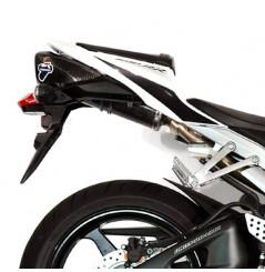 Silencieux moto Termignoni Ovale pour Honda CBR600RR  (07 -12)