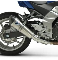 Silencieux moto Termignoni Conique pour Kawasaki Z750 (07 -12)