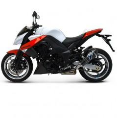 Paire de Silencieux Termignoni Conique pour Kawasaki Z1000 (11 -12)