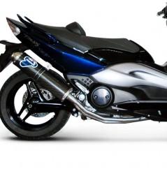 Ligne complète Termignoni Homologué pour Yamaha T-Max 500 (01-11)